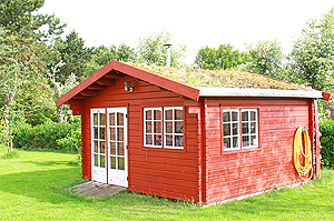Gartenhaus - © Kara - Fotolia.com