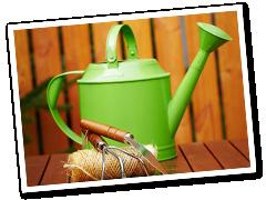 Shopping für Garten, Haushalt und Einrichtung